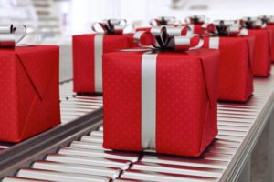 warehouse holiday staffing