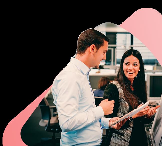 digital staffing business